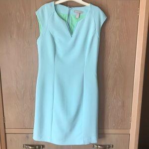 New Banana Republic Tiffany blue dress